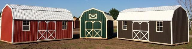 Great Quality and Variety Sheds